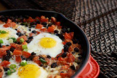 Tomato-Egg-Bake