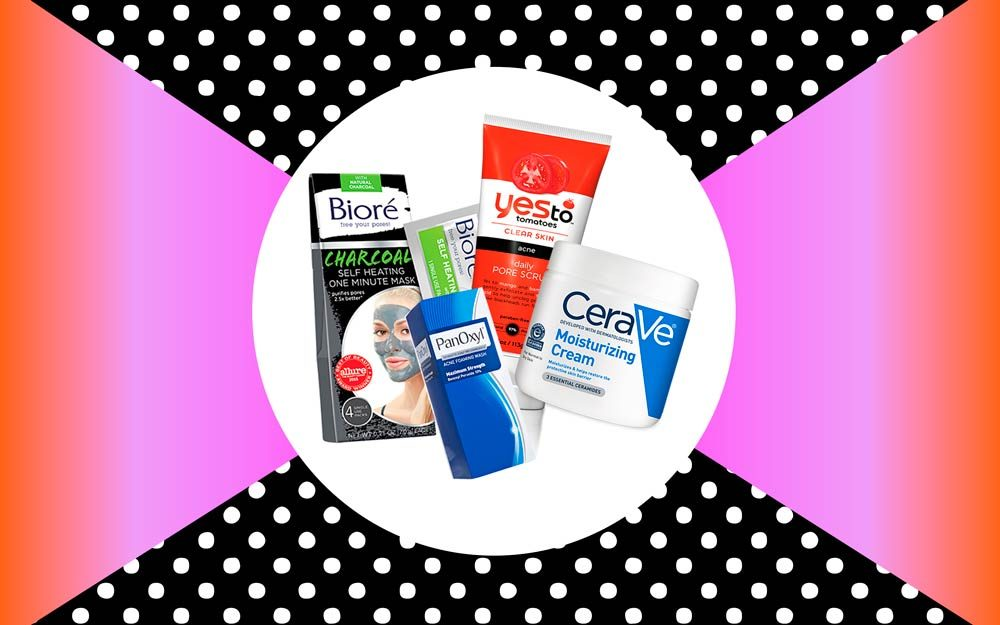 The Best Drugstore Acne Products, Approved by Dermatoligists | Reader's Digest