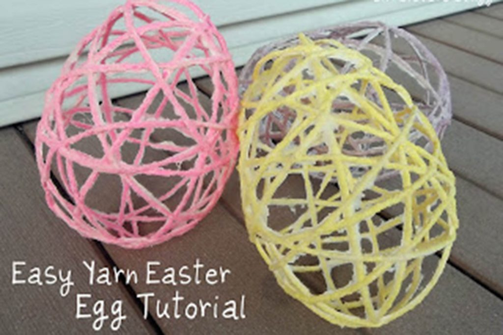 Easter-Egg-YArn