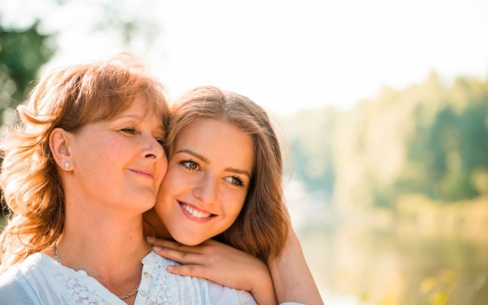 Mother daughter dating sites