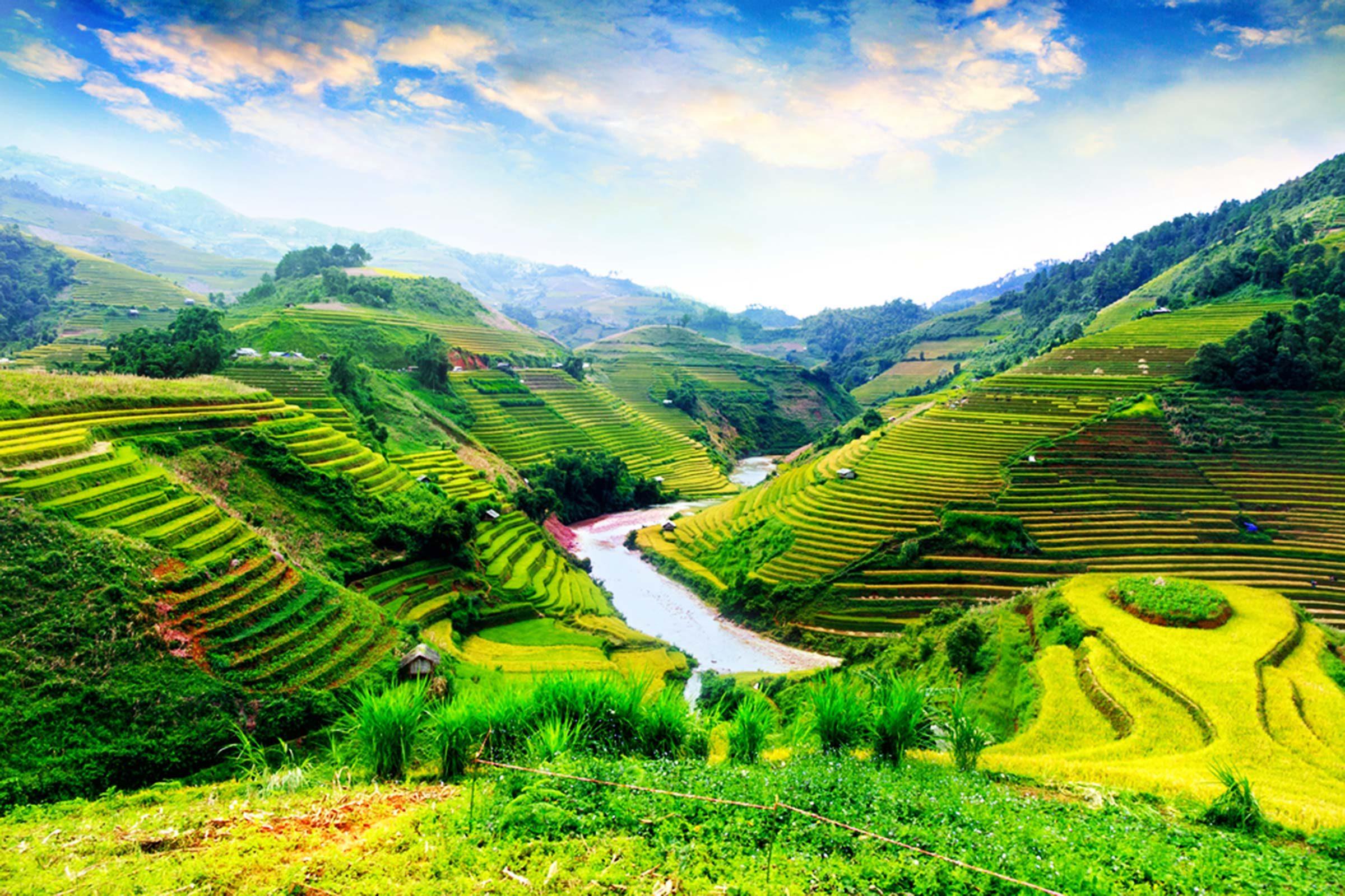 Le Vietnam, une destination voyage de rêve