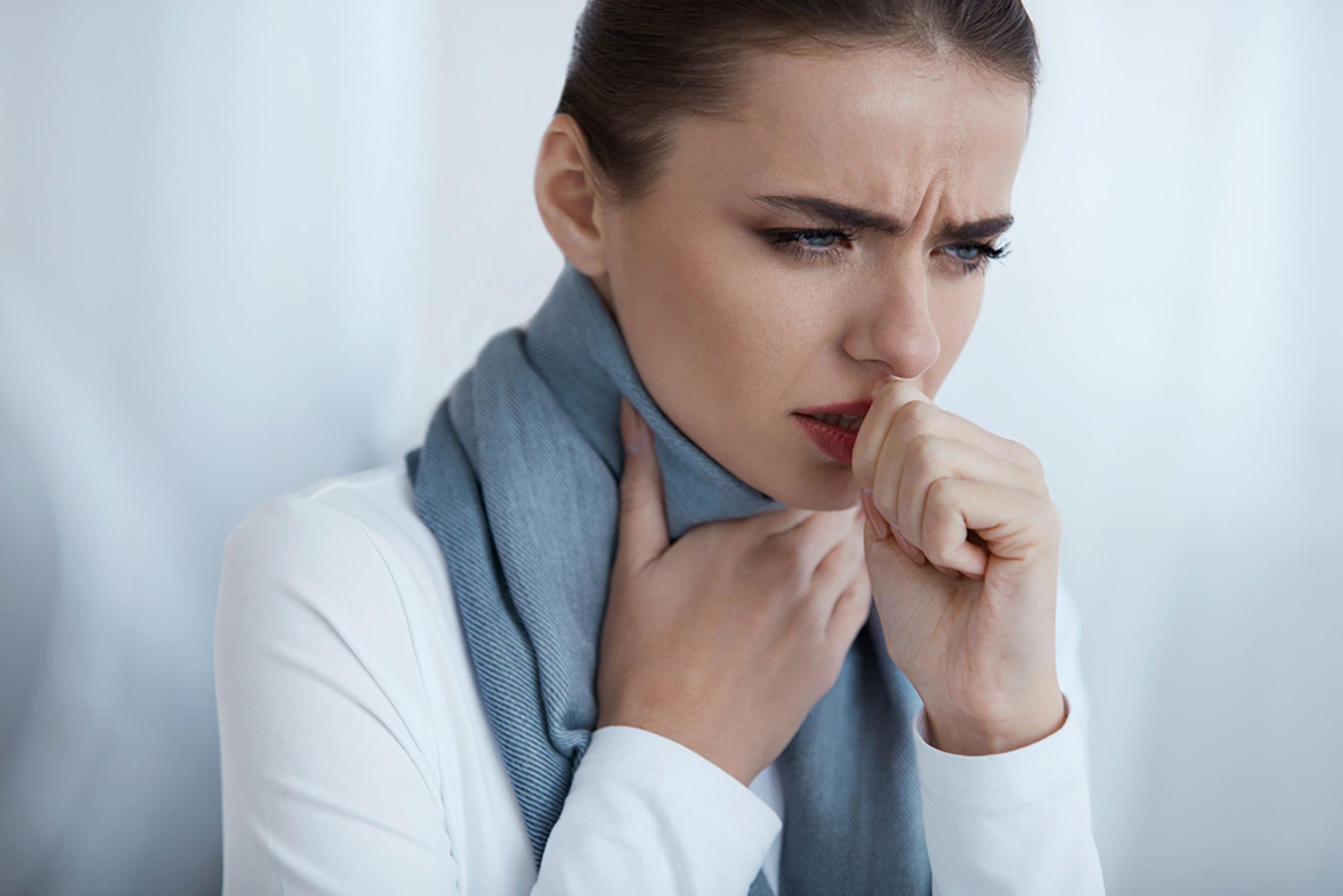 Brûlure d'estomac peut être en réponse à des allergies