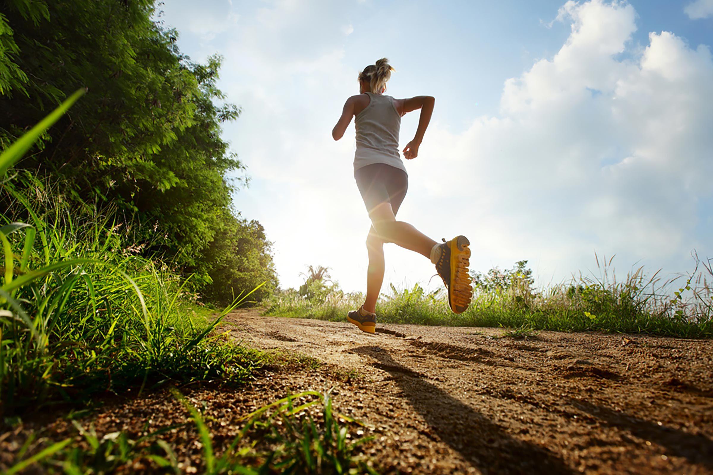 S'entraînez durant les heures chaudes de la journée, un risque de coup de chaleur
