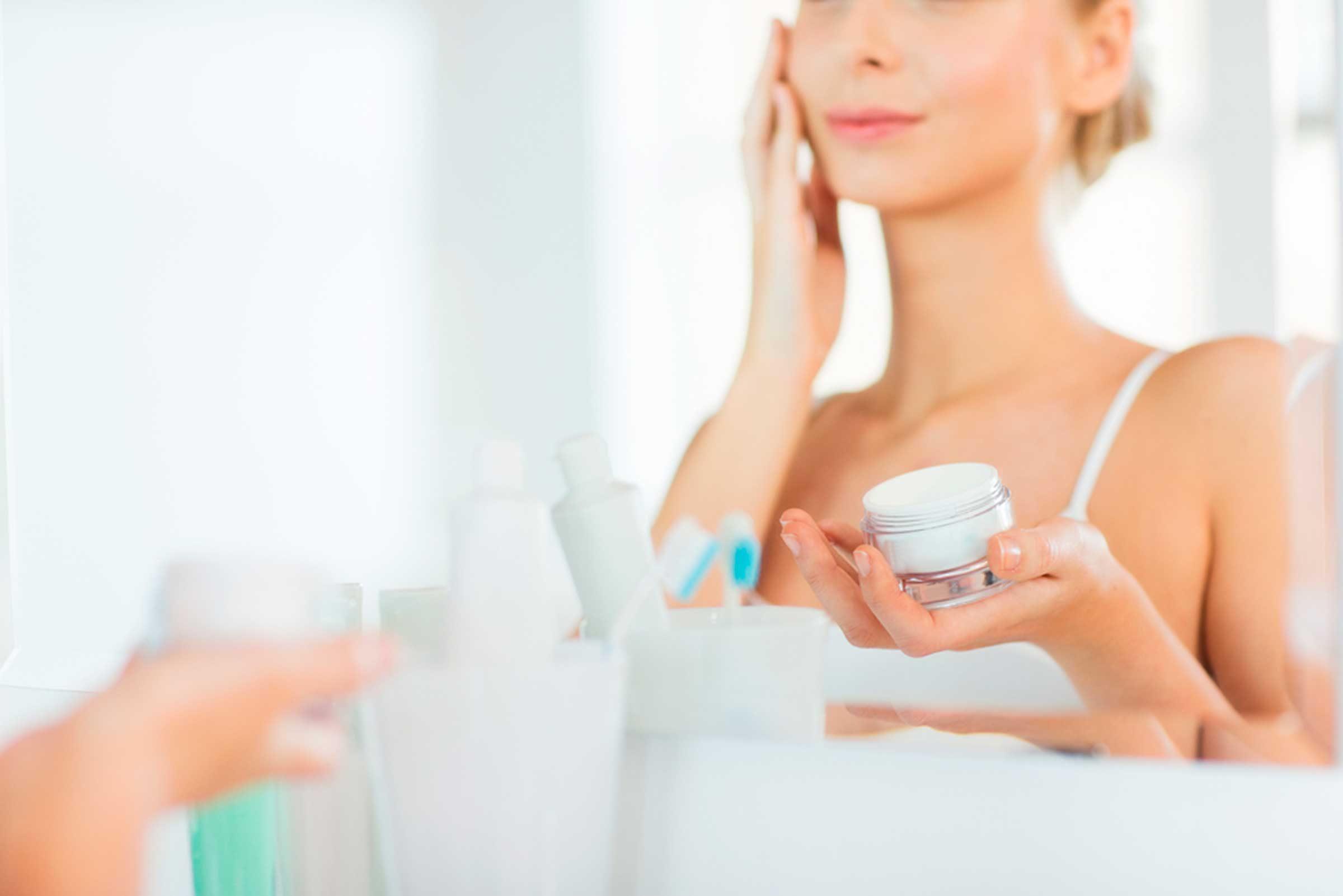 Beauté: vous pouvez superposer votre hydratant