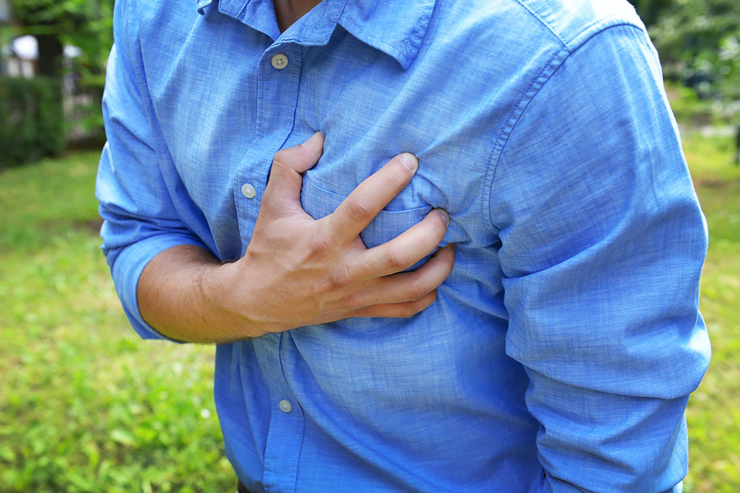 Soyez à l'affût des signes de brûlure d'estomac