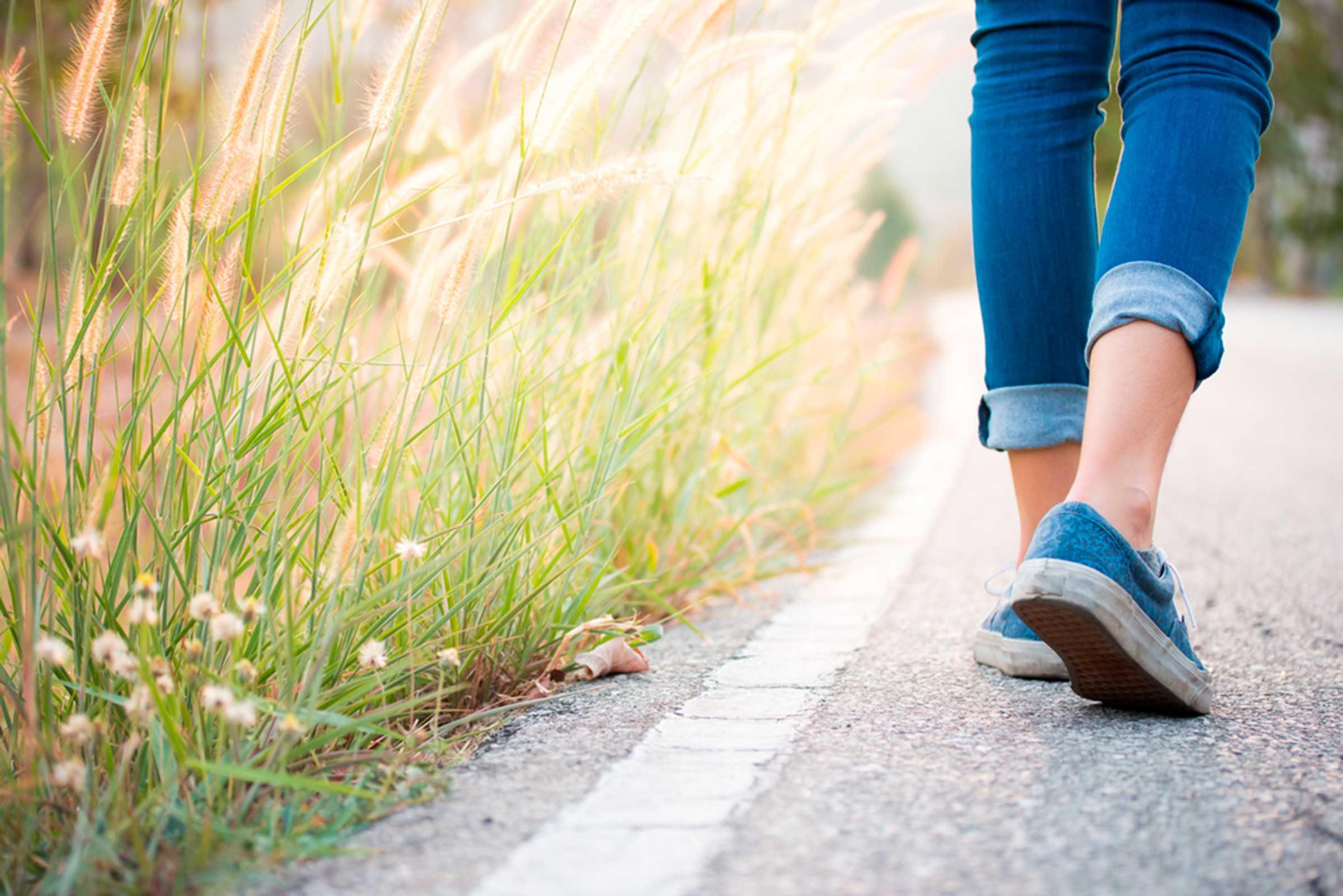 Marcher tous les jours, la clé de votre beauté à long terme