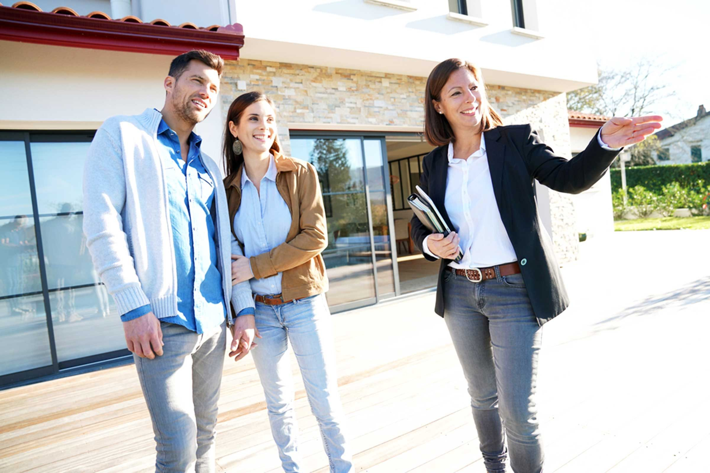 Secret de courtier immobilier: « Votre porte ouverte m'aide plus qu'elle ne vous aide. »