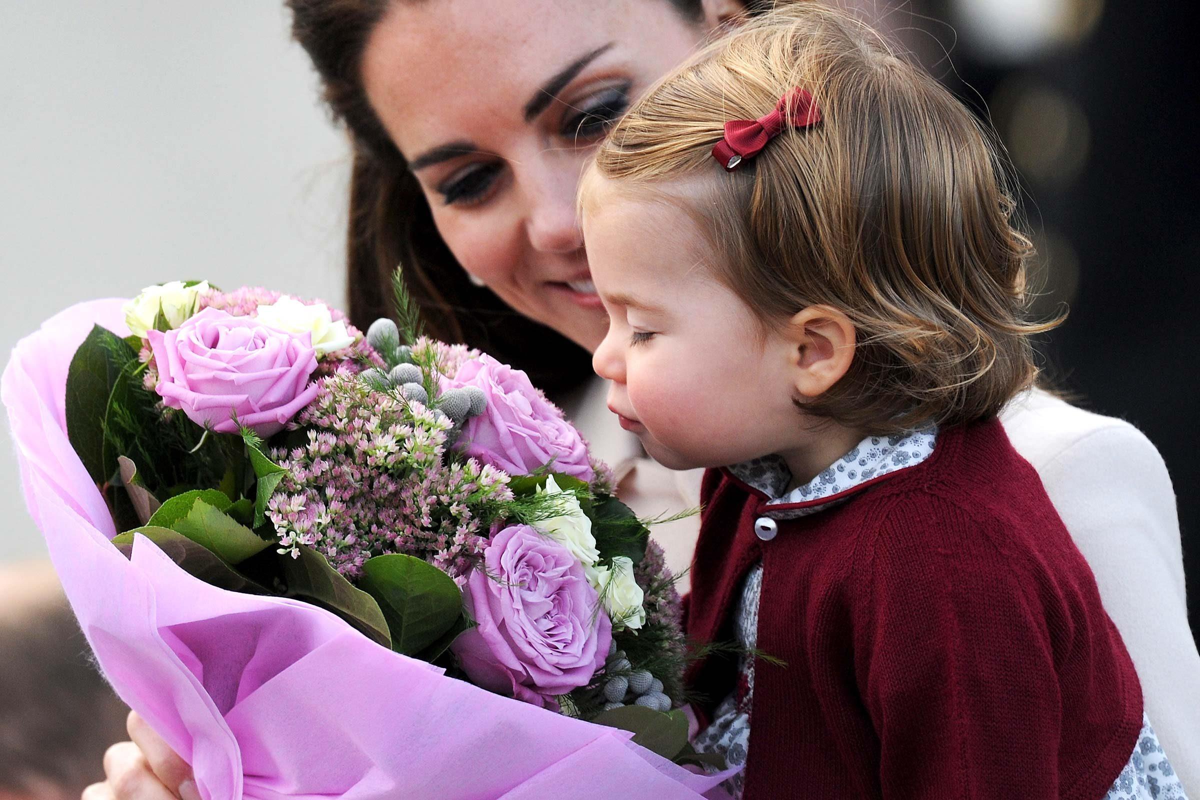 La Princesse Charlotte au Canada