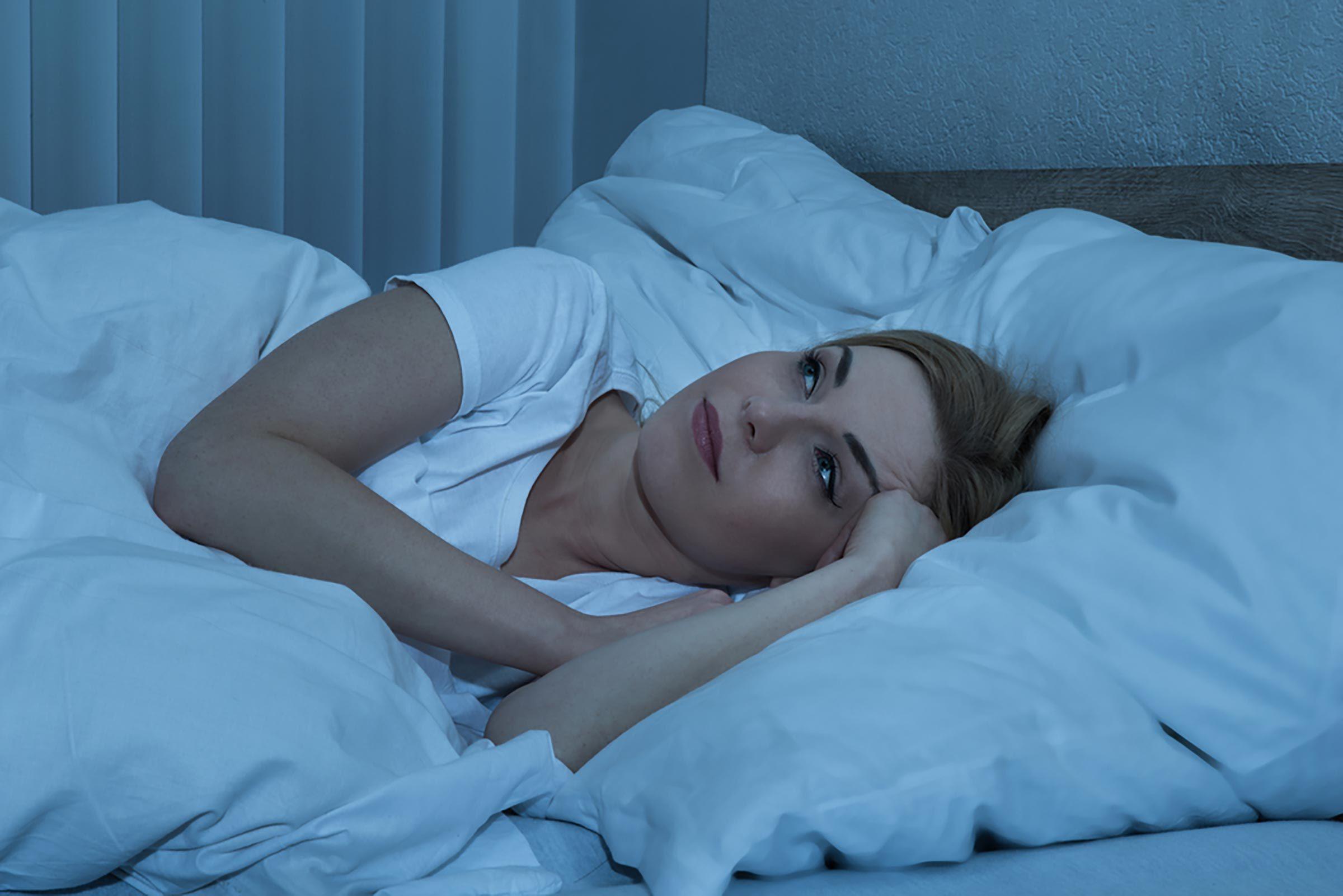 La mélatonine ne guérit pas l'insomnie