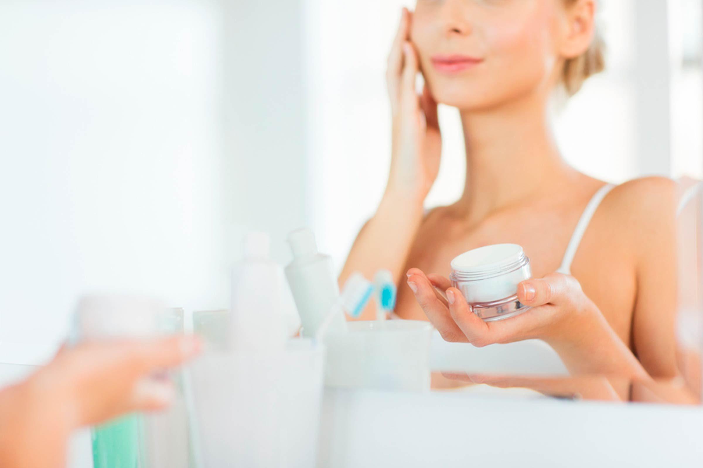Prenez soin de votre peau le matin et le soir