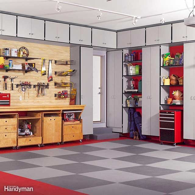 taste of homethe garage is so frequently used as a catchall for home improvement projects and offseason gear these easy cabinets will be well worth your - How To Add Value To Your Home
