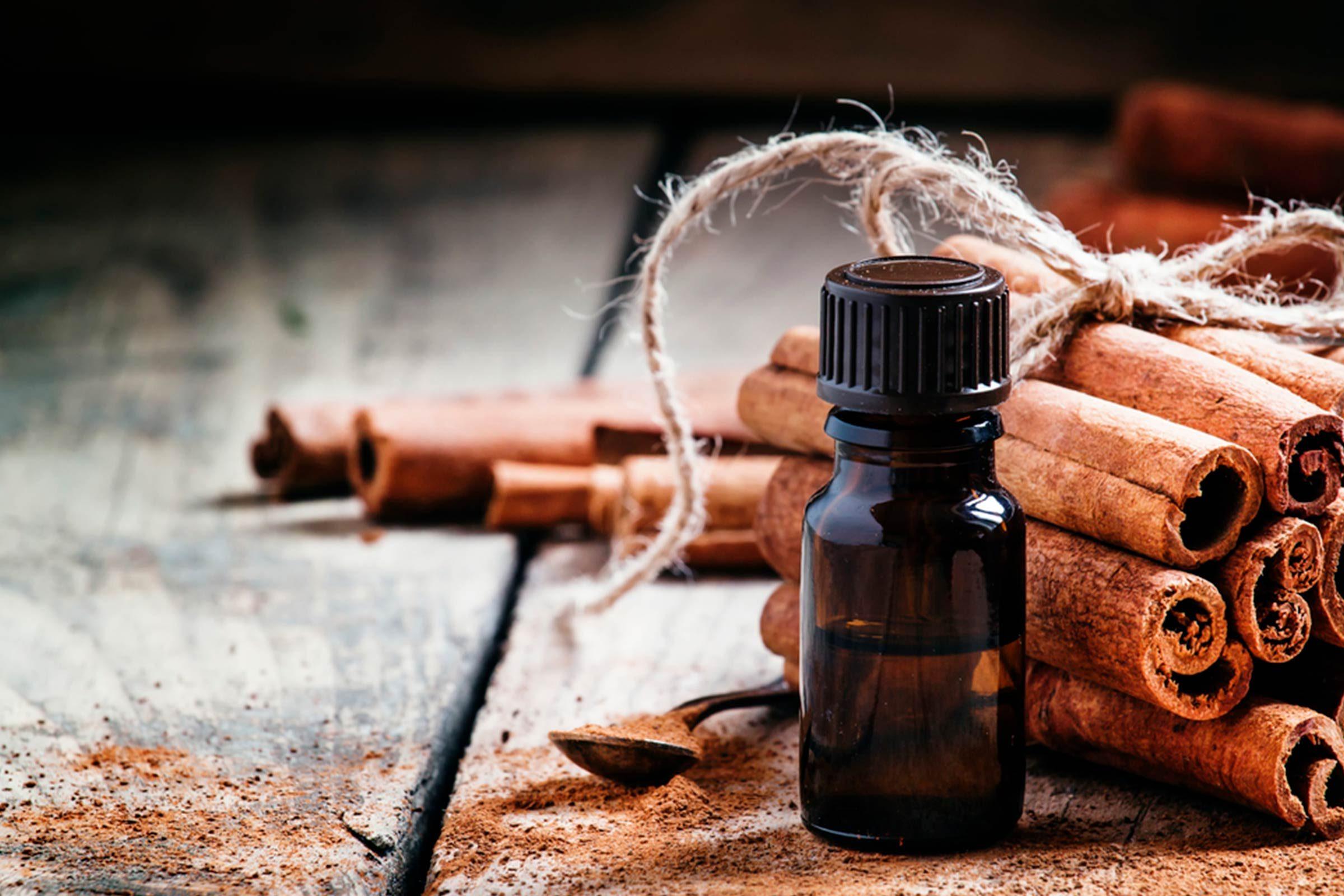 Des huiles essentielles pour soulager le rhume: Cannelle