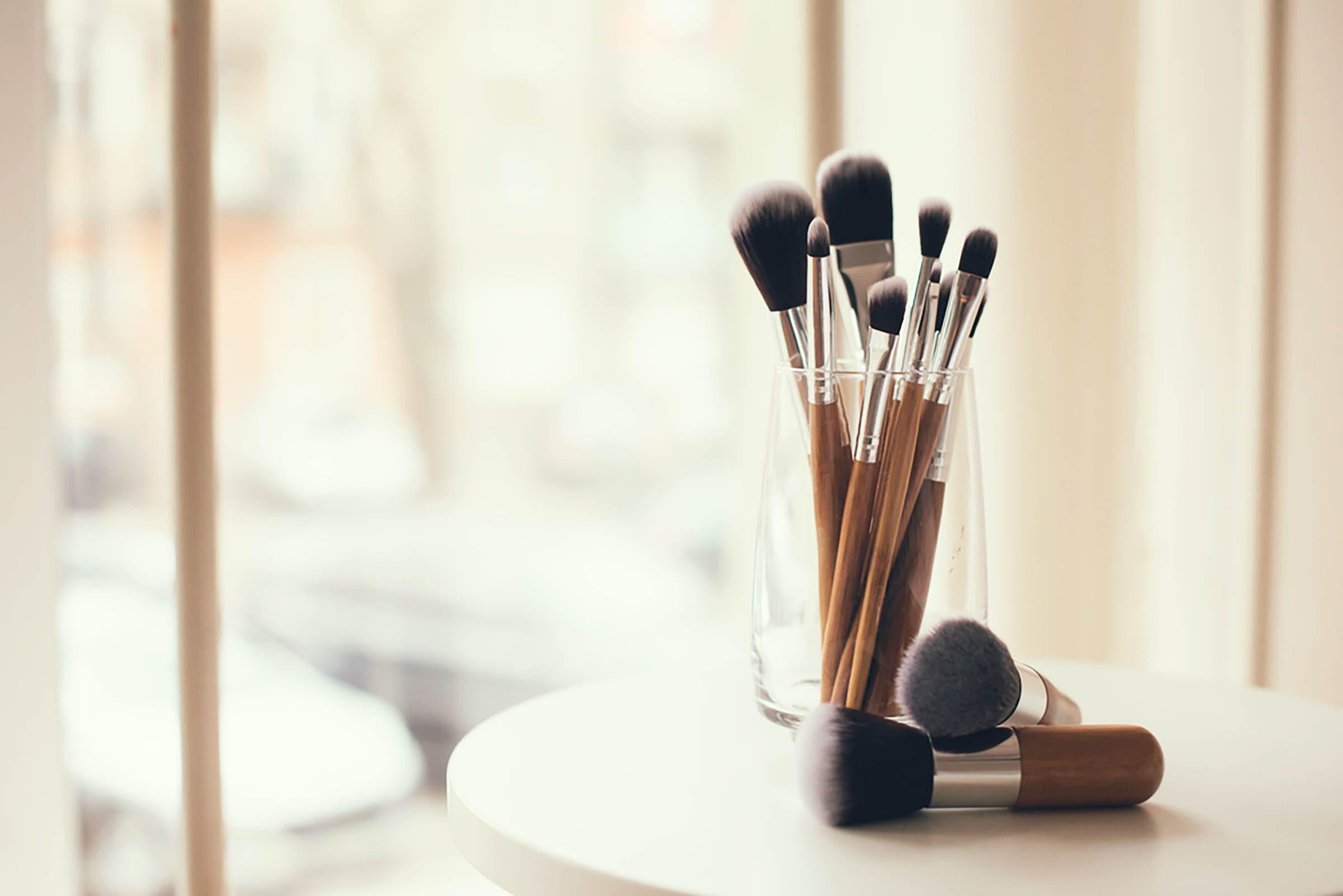 Beauté: Nettoyer les pinceaux et les brosses à maquillage avec du vinaigre de cidre