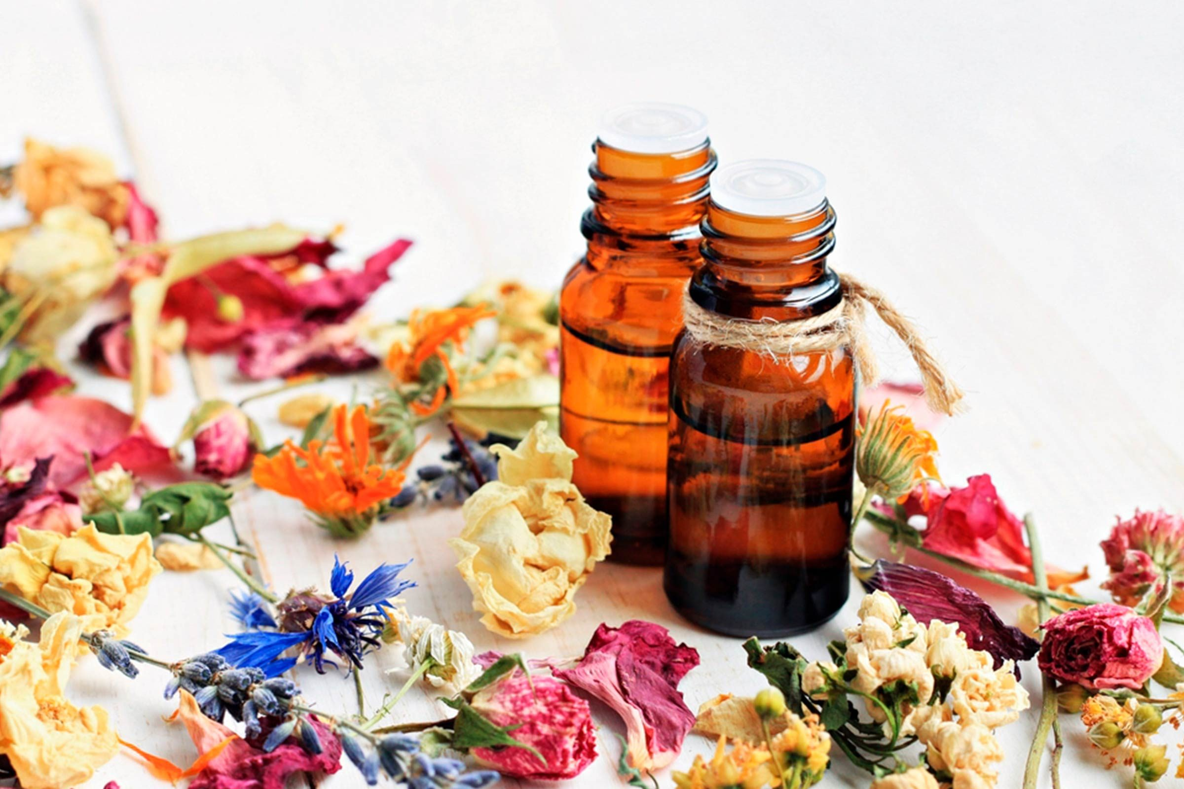 Avec les huiles essentielles, il faut prendre garde à la quantité