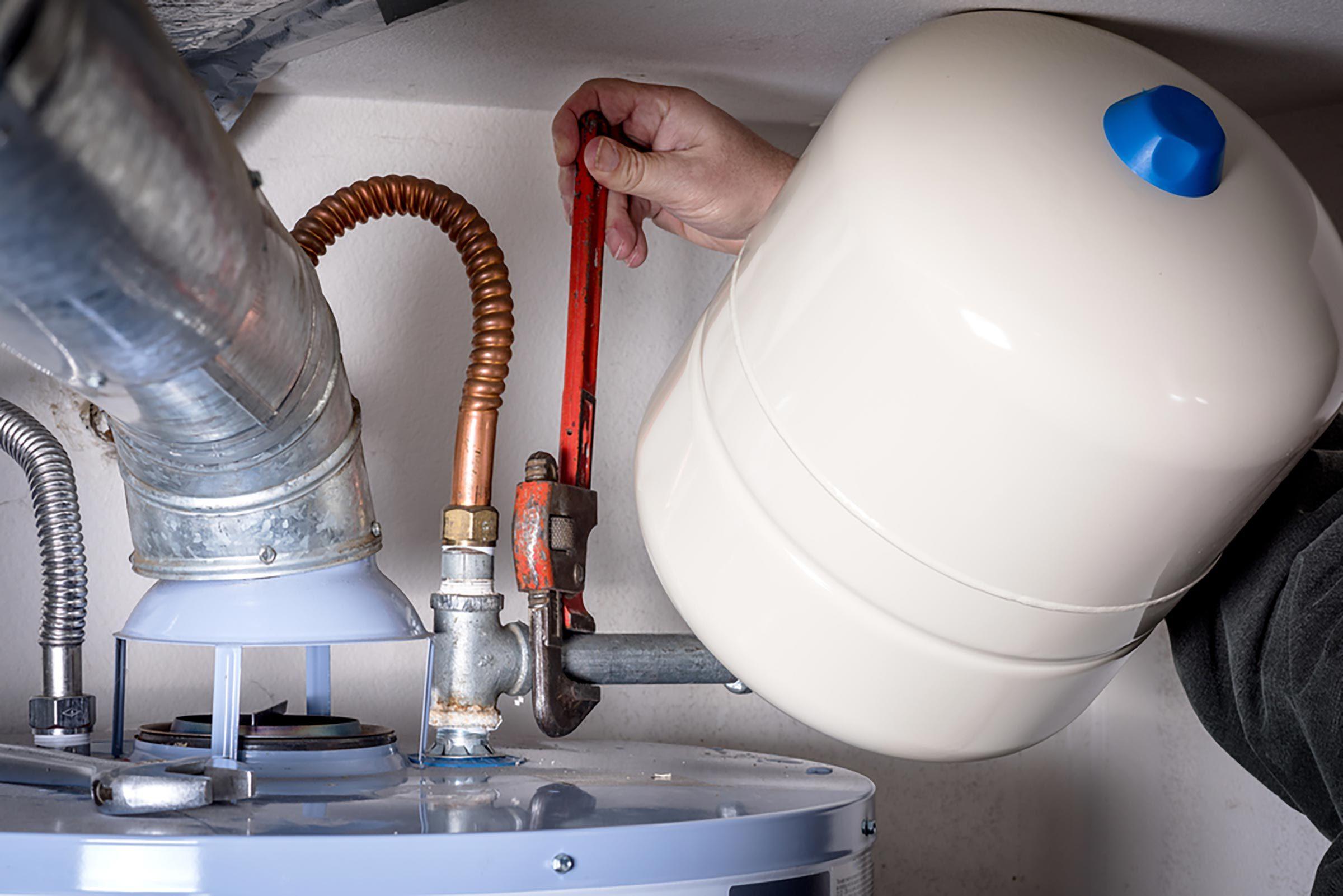 L'espérance de vie d'un réservoir à eau chaude varie de 10 à 15 ans