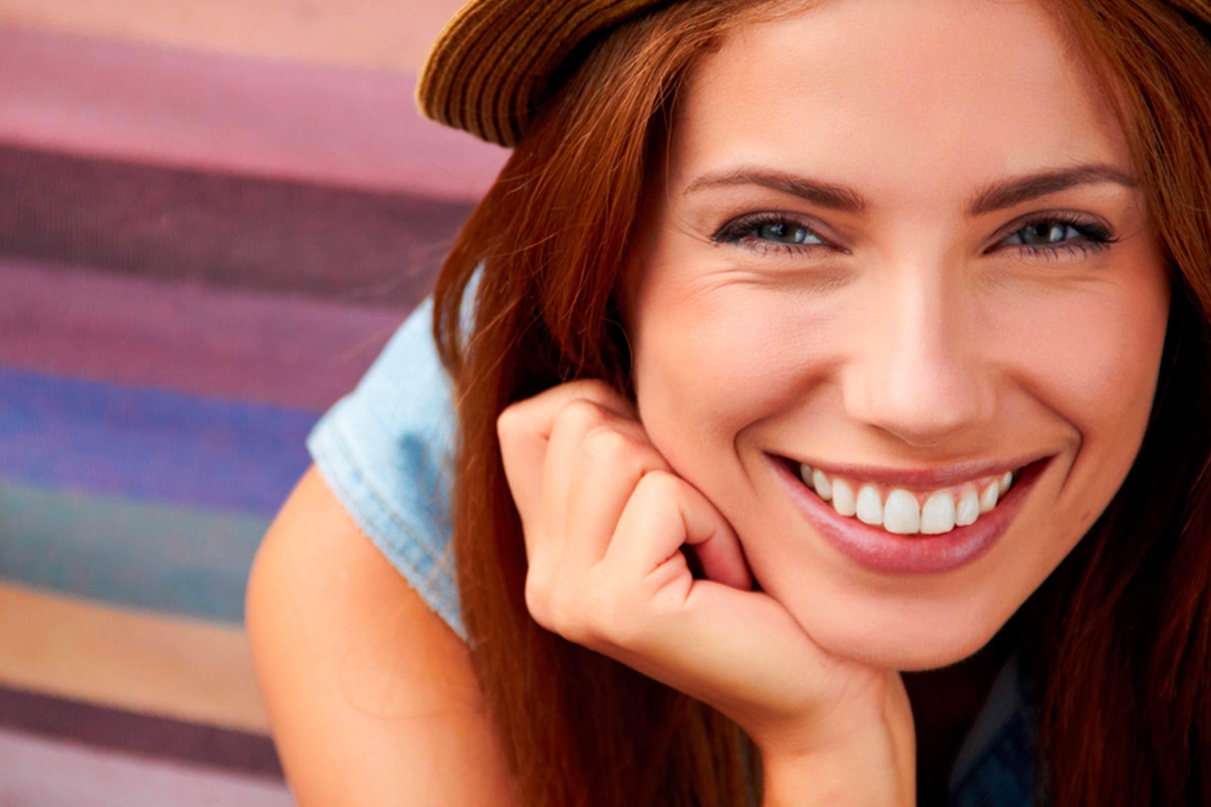 Nous rêvons tous du sourire parfait