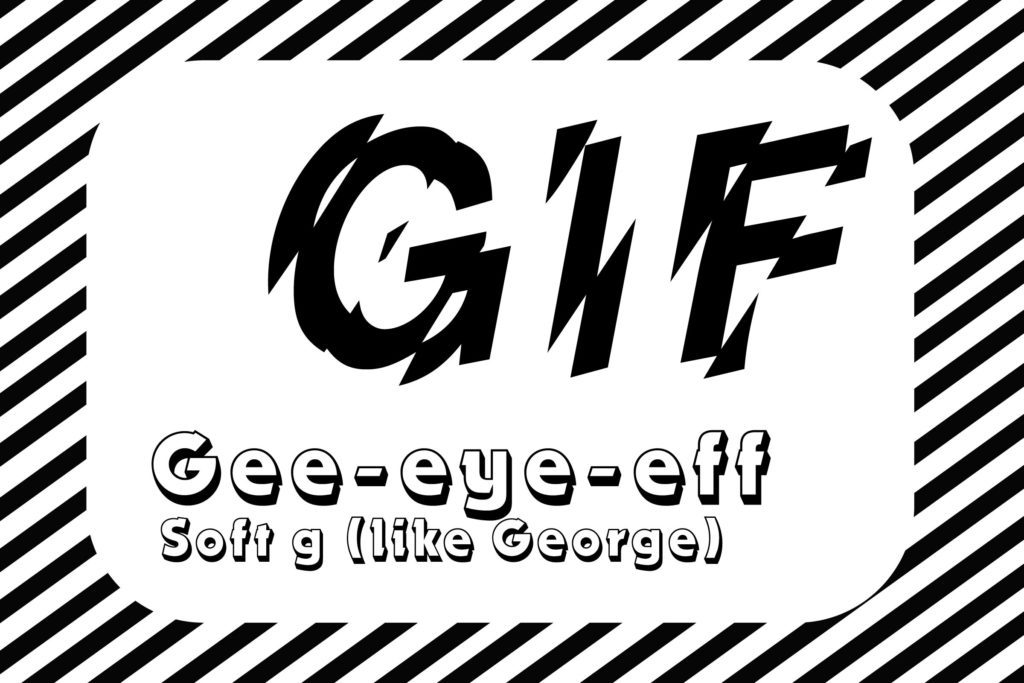 Tell-Us-How-You-Pronounce-GIF,-and-We'll-Tell-You-Where-You're-From
