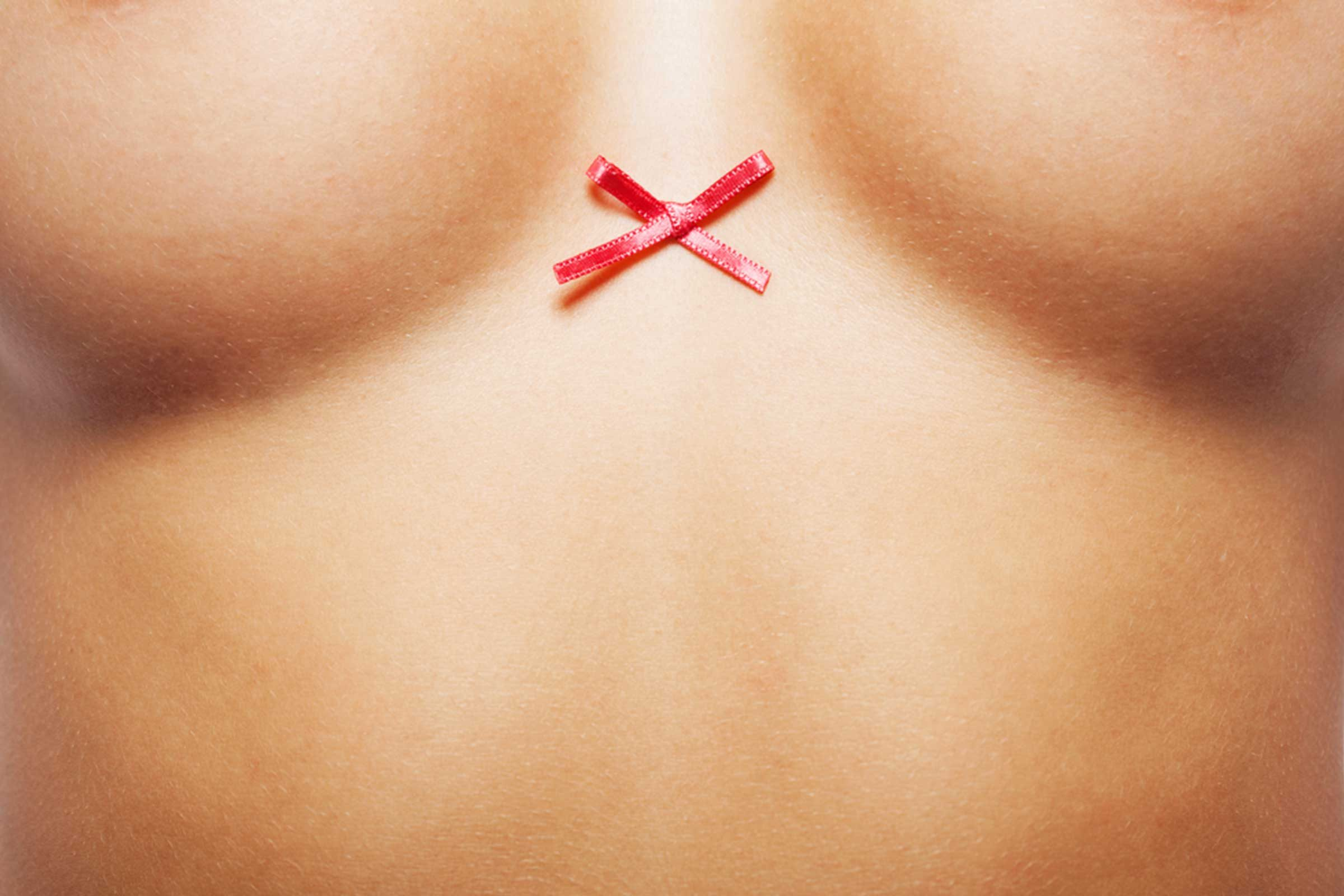 breast cancer skin texture