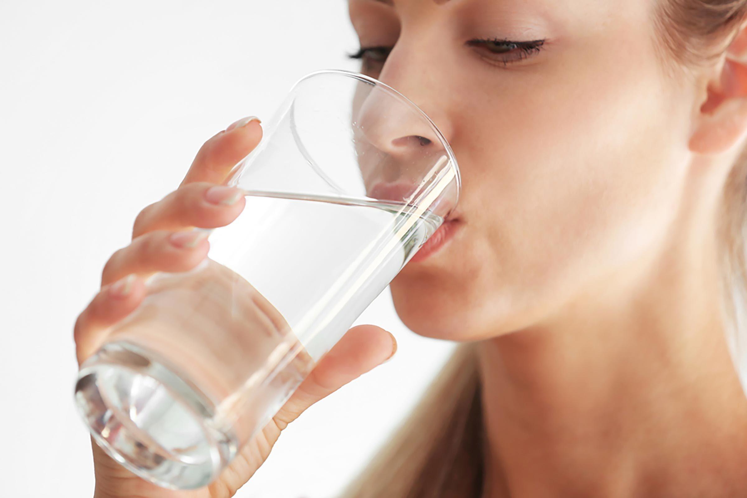 Conseil santé : boire 8 verres d'eau par jour