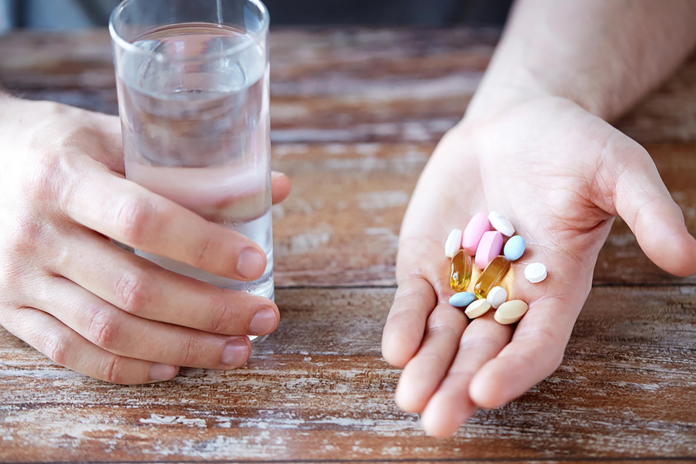 Conseil santé : prendre des vitamines