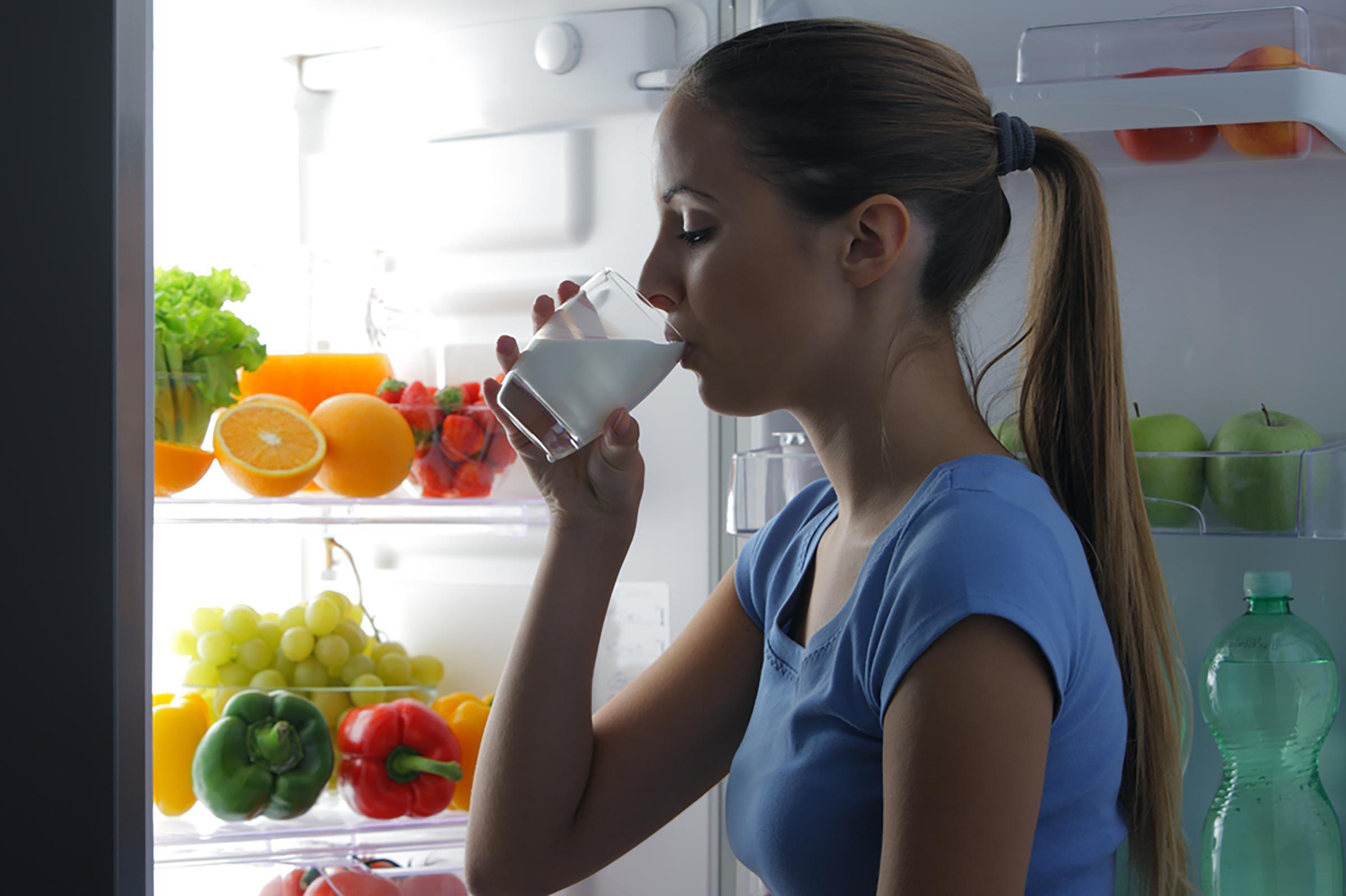 Conseil santé : pas d'aliments blancs, le soir