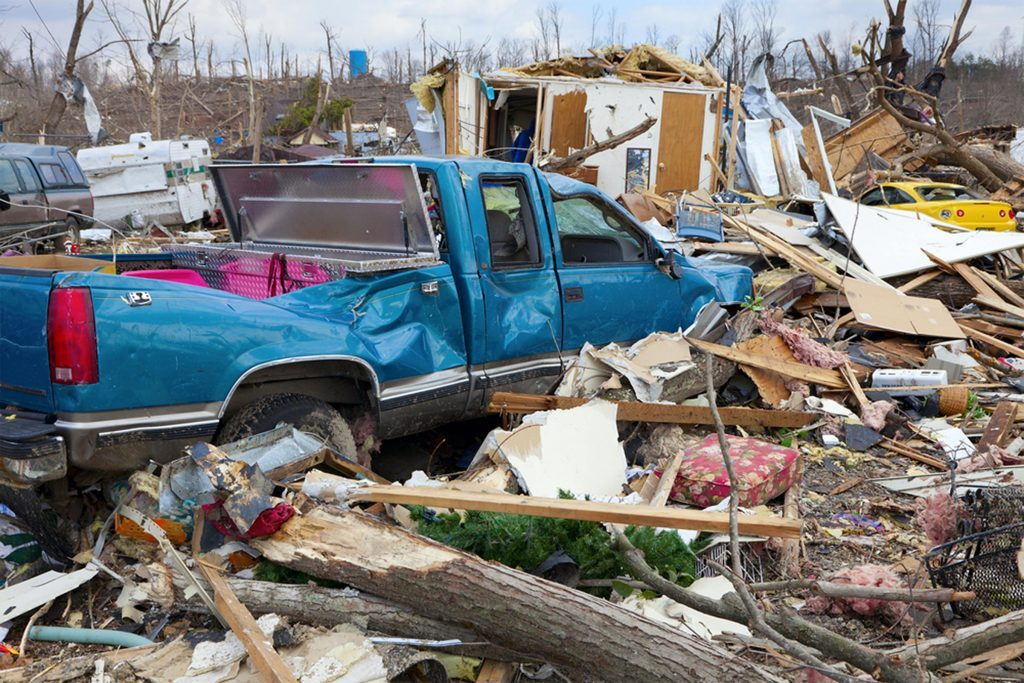 How Do People Make Money After Natural Disasters