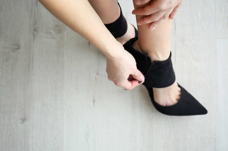 01-This Is The Gross Reason You Should Never Wear the Same Pair of Shoes Two Days in a Row_432861625-Africa-Studio