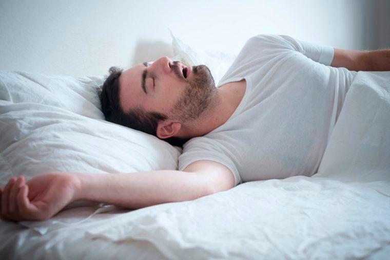02-snoring-Sleep Illnesses You Need to Know About (Besides Sleep Apnea)_488542888-tommaso79