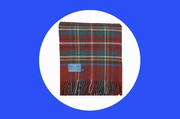 03-tartan-Cheeky-Gifts-For-Fans-of-the-British-Royal-Family-via-tartanblanketco.com