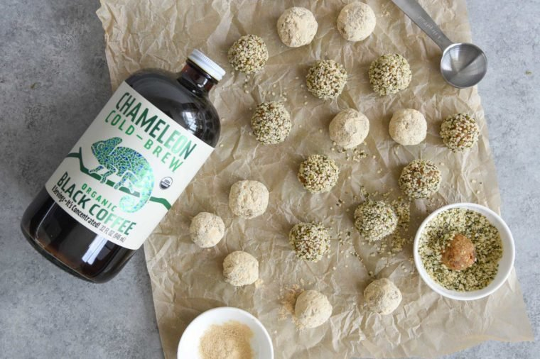 05-Cold-Brew-Energy-Balls-Yummy Things To Do With Coffee—Besides Drink It Courtesy-Chameleon-Cold-Brew