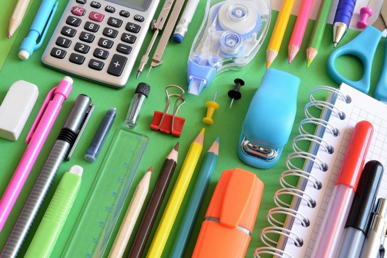 05-school-supplies-Ways to Prep Your Home for a Successful School Year_399776863-piosi