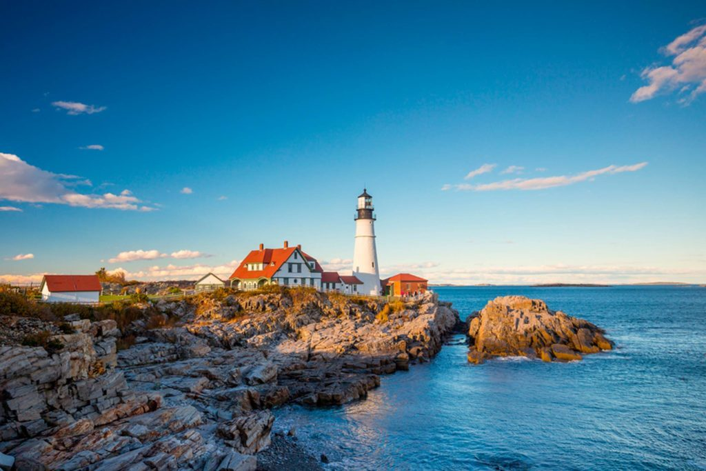 11 best road trips to see stunning fall foliage reader 39 s for Best time to visit maine for lobster