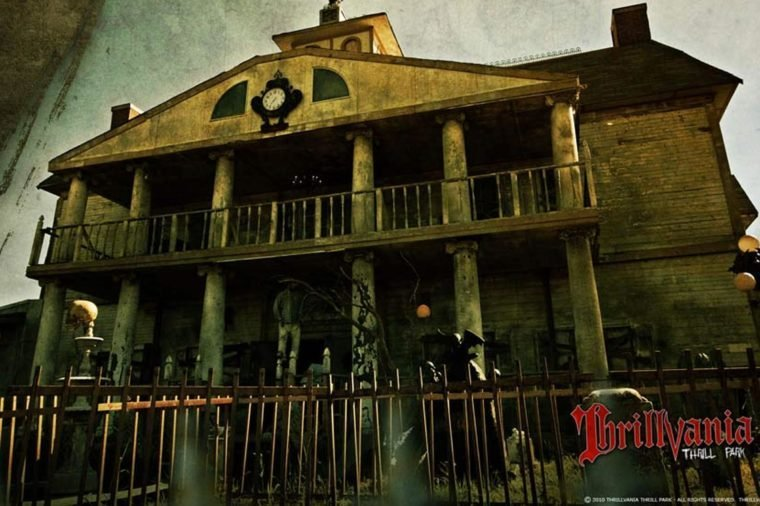 The 20 best haunted houses in america reader 39 s digest for Americas best homes