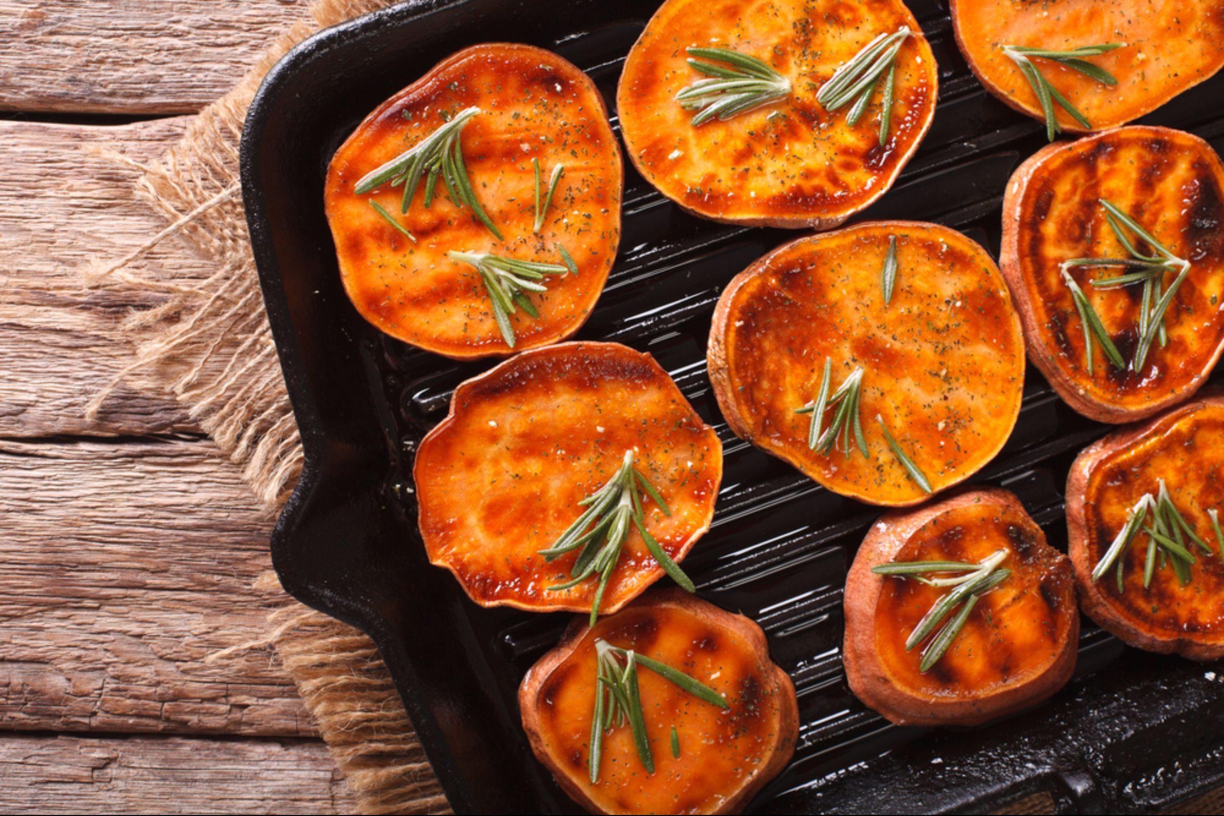 Fruits et légumes d'automne : Patates douces et ignames