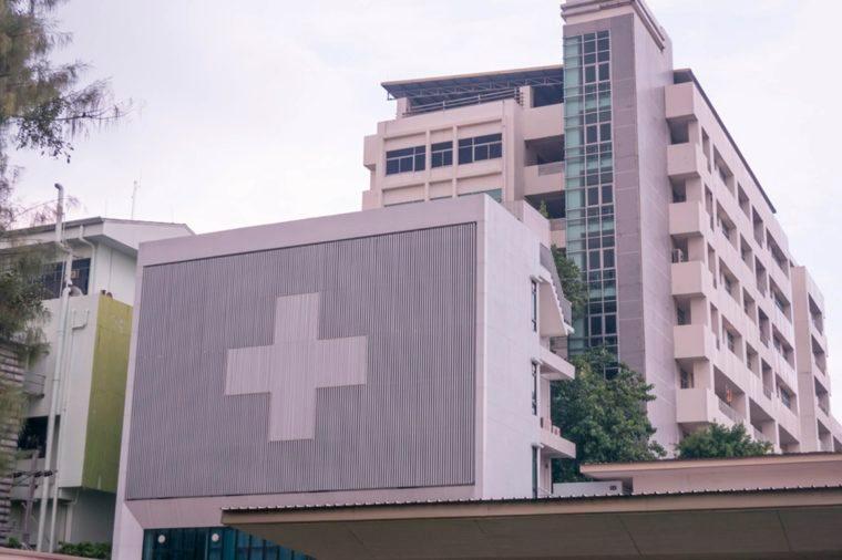 18-hospital-Things An Identity Thief Won't Tell You_