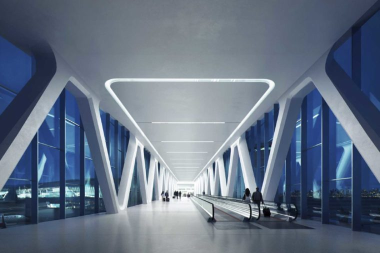 9-The-Worst-Airport-in-America-Is-Getting-an-$8-Billion-Makeover Courtesy Delta