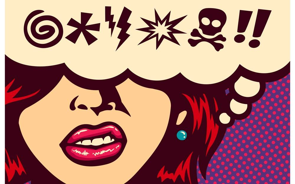 Using Curse Words at Work Is Scientifically Proven to Be ...