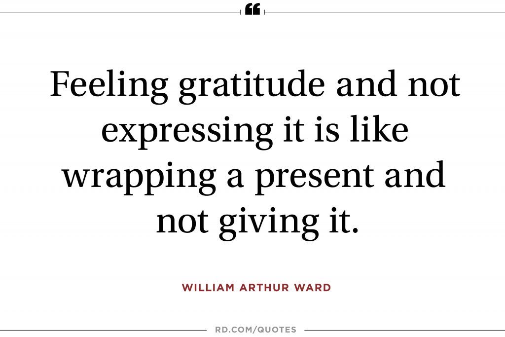 Warm and Fuzzy Quotes to Inspire Gratitude3