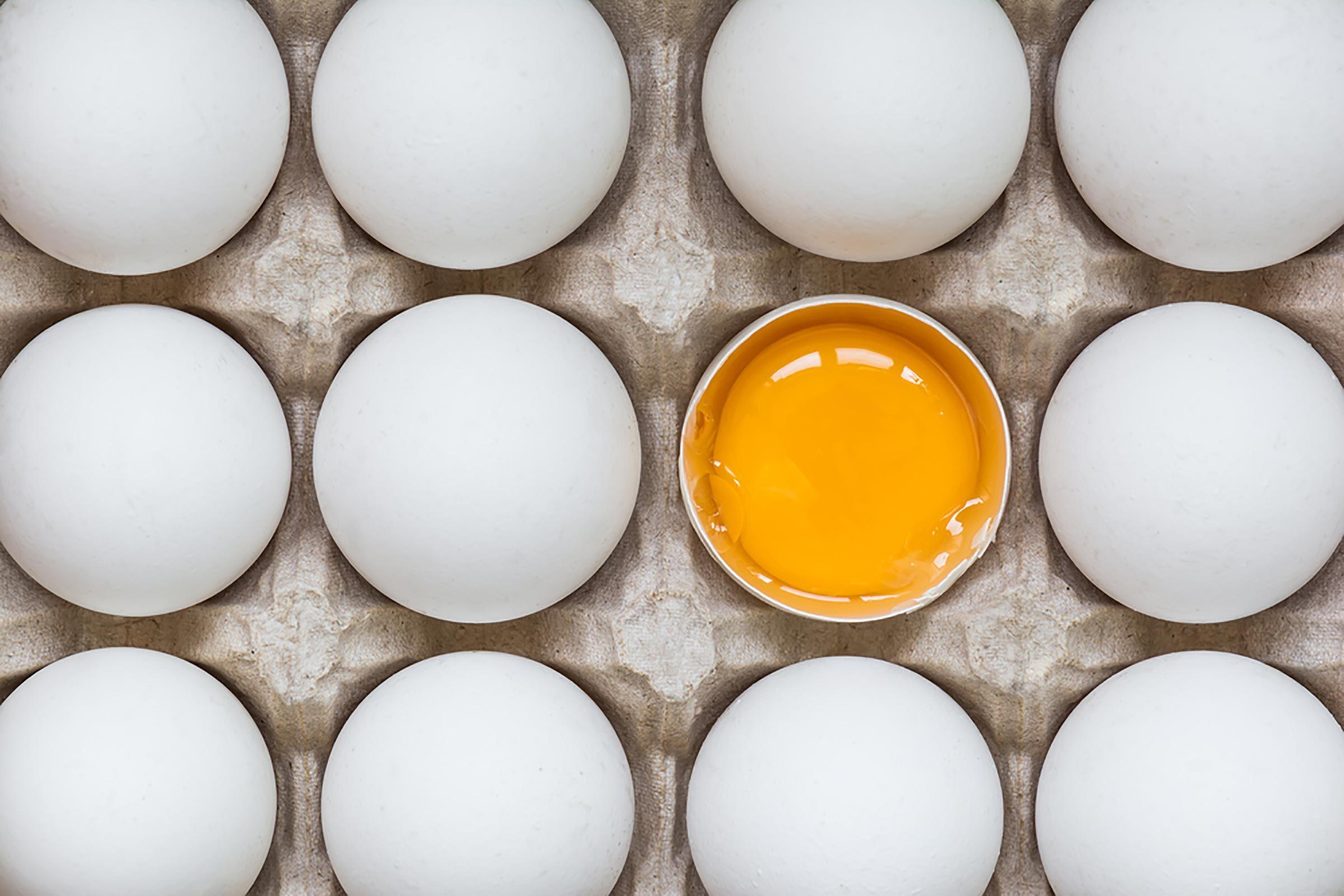 Manger des œufs au déjeuner, pour augmenter son espérance de vie