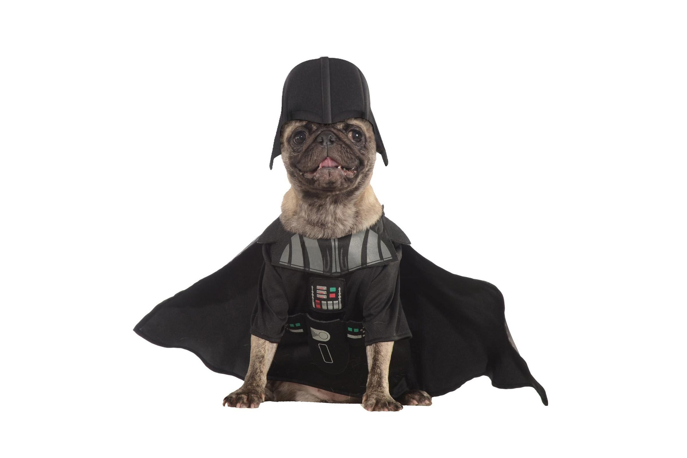 your furry friend rule the galaxy this halloween with this star wars inspired costume from amazon if youre entertaining star wars fans on halloween - Dogs With Halloween Costumes On