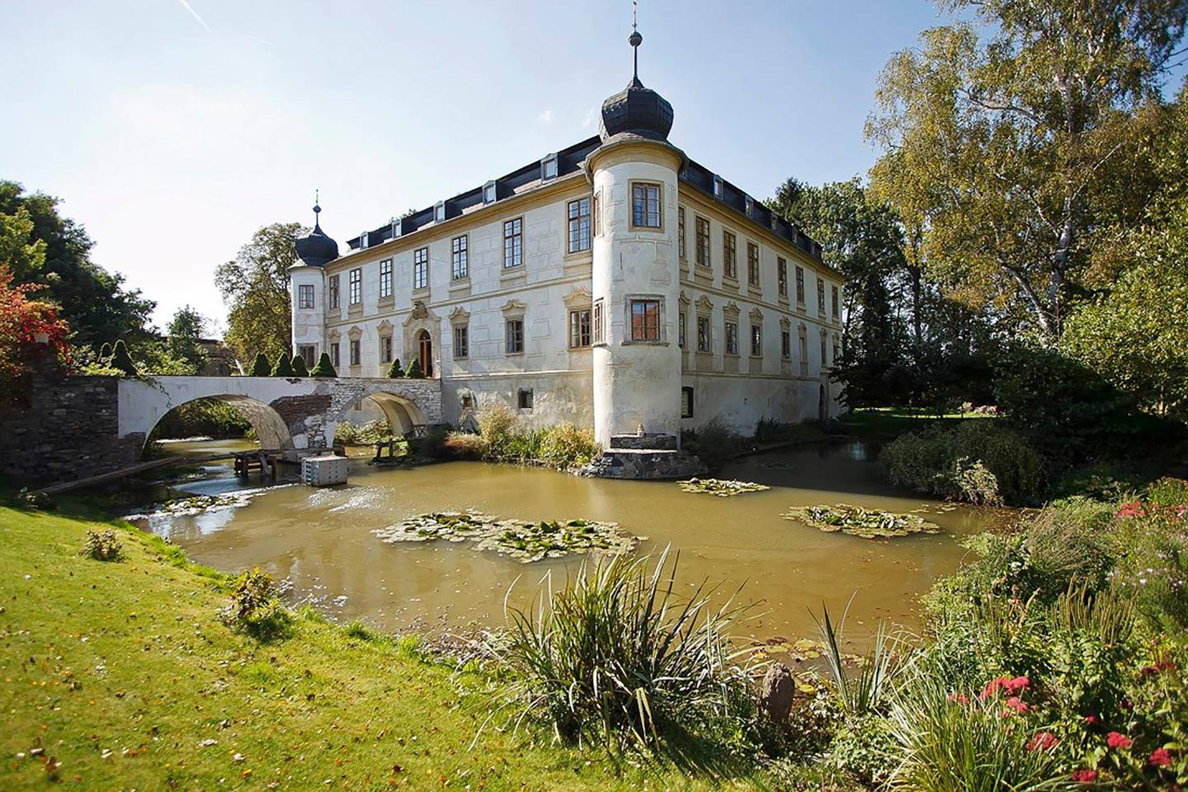 Destination République tchèque au château Třebešice à Třebešice,