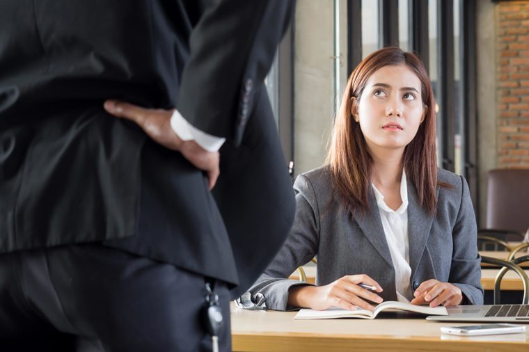 how to tell your boss you cant work for them