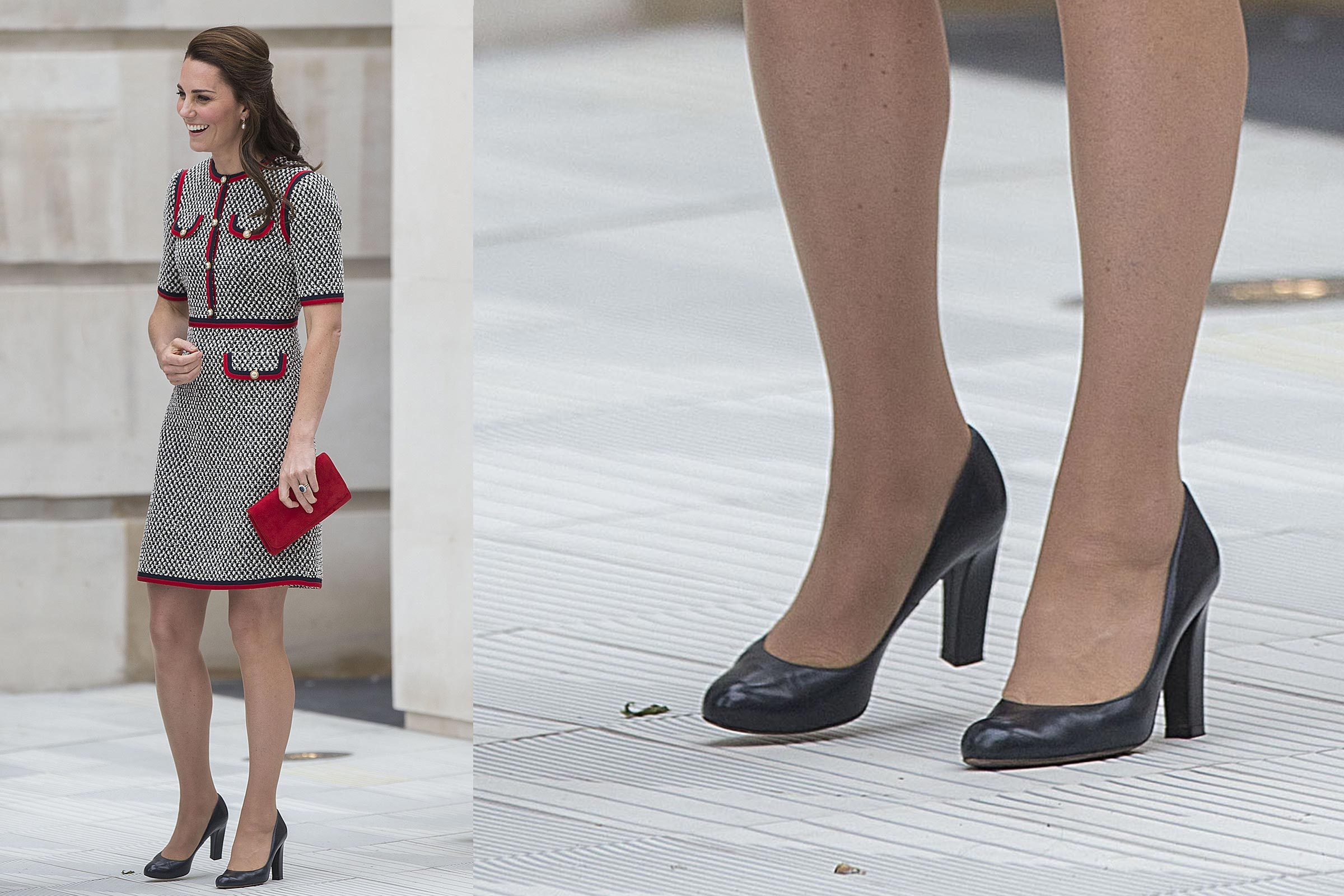 How Kate Middleton Makes Heels Less Painful | Reader's Digest