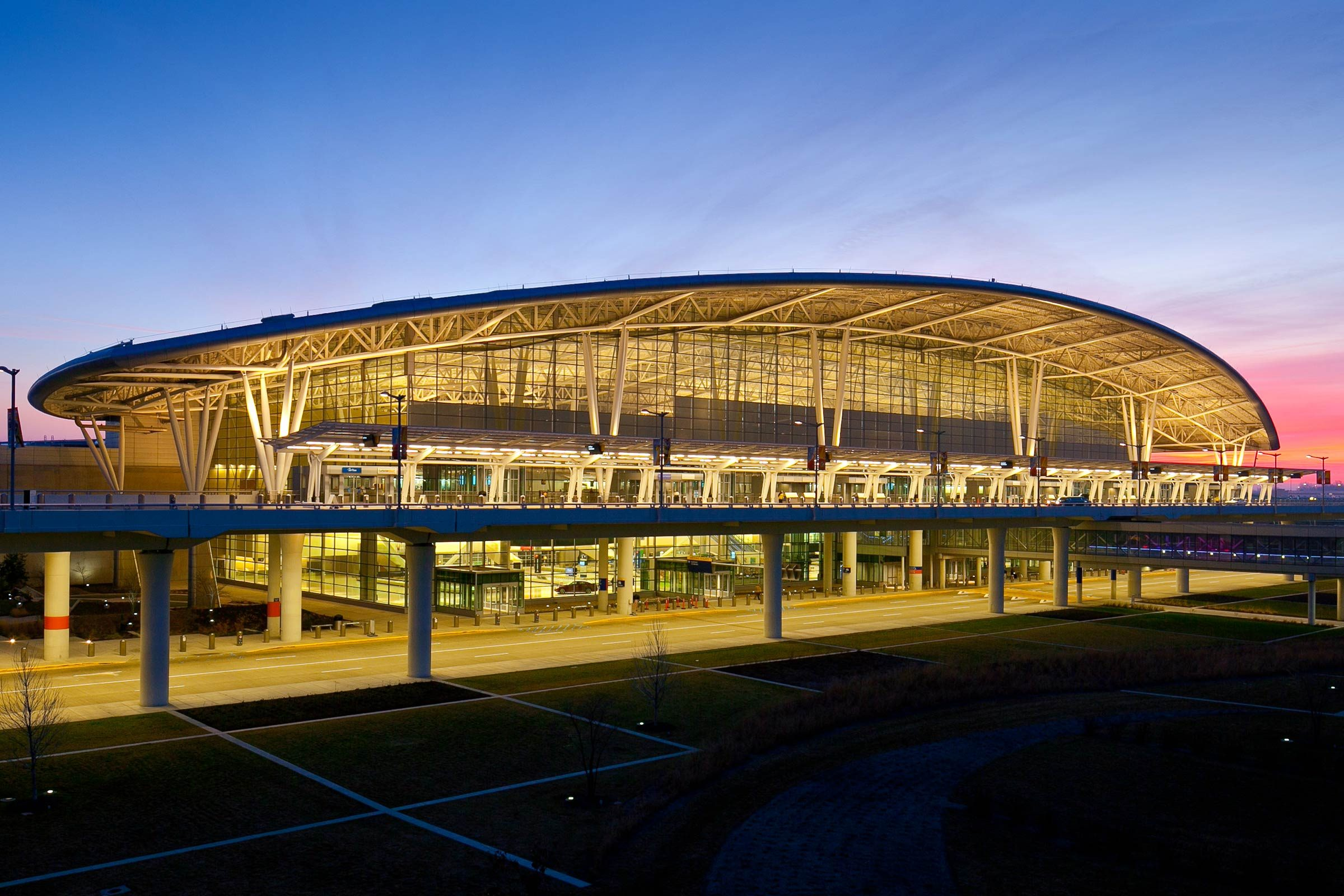 Indianapolis International Airport: Best in North America ...