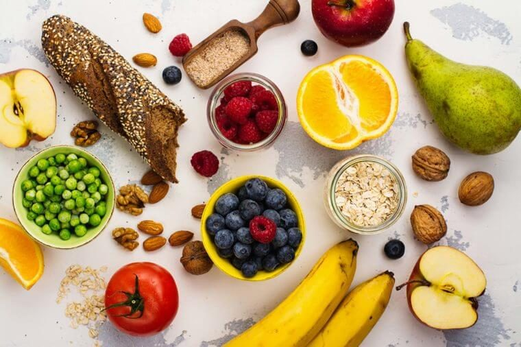What Types Of Foods Are Low Residue Diet