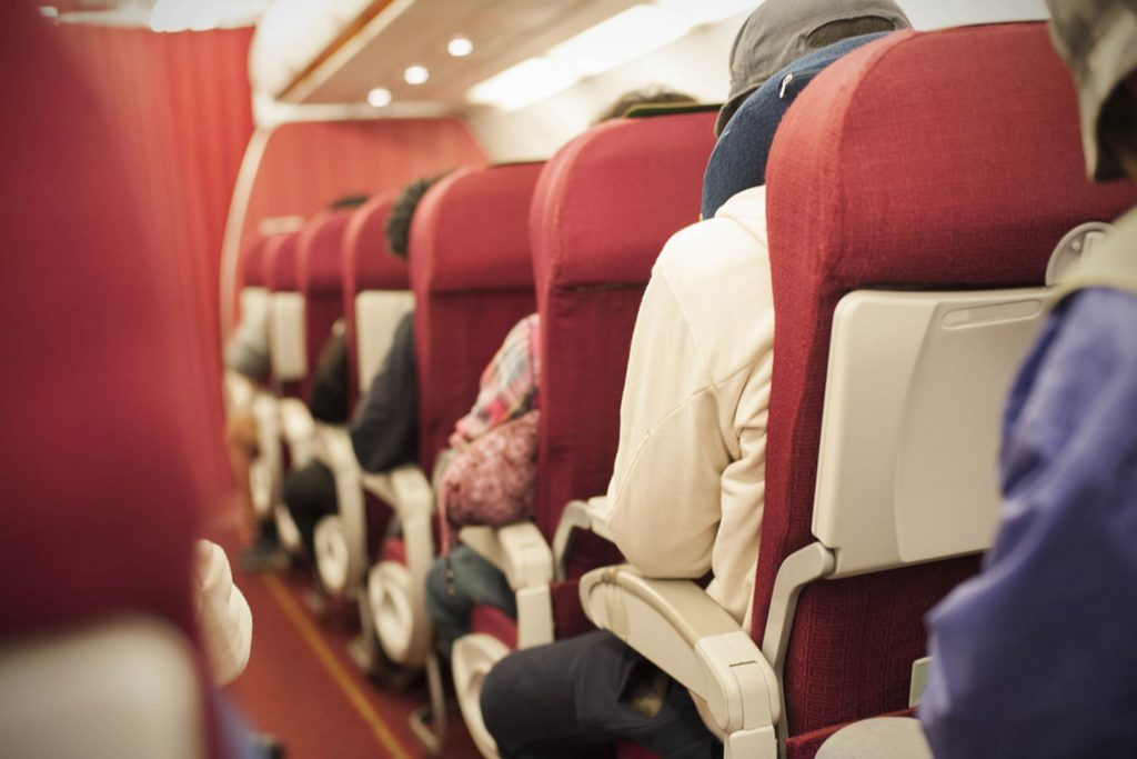 Where To Sit On A Plane For The Best Service Reader 39 S Digest