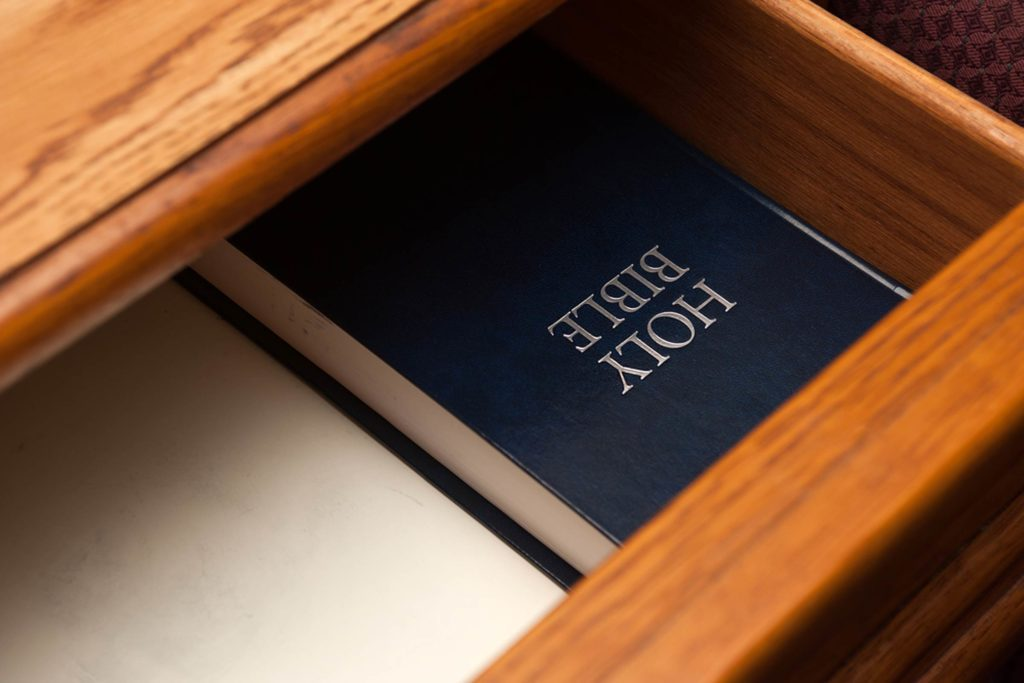Why Is There Bible In Hotel Rooms